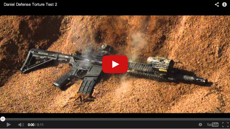 Daniel Defense DDM4 V1 AR-15 [Video]